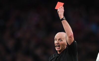 The Impact of a Referee in Football